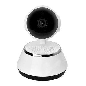 Image 3 - Cámara IP inalámbrica WIFI 2017 P CCTV para seguridad del hogar, ranura Micro SD, compatible con micrófono y P2P, aplicación gratuita de plástico ABS, 720