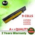 Venta al por mayor nuevos 9 celdas de la batería del ordenador portátil para LENOVO G480 G485 G585 G580 Y480 Y480N Y485 L11L6F01 L11L6R01 L11L6Y01 envío gratis