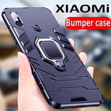 Luxury Shockproof Car Magnetic Bumper Case For Xiao