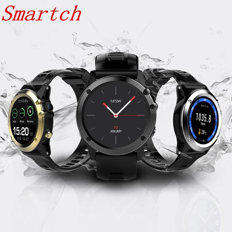 Smartch 2017 H1 GPS Wifi 3G Camera Smart Watch MTK6572 1.39inch 400*400 screen Heart Rate Monitor 4GB/512MB SmartWatch for Andro мобильный телефон onn v8 3g mtk6572 512mb 4g 5 0 4 2 5mp gps onn v8