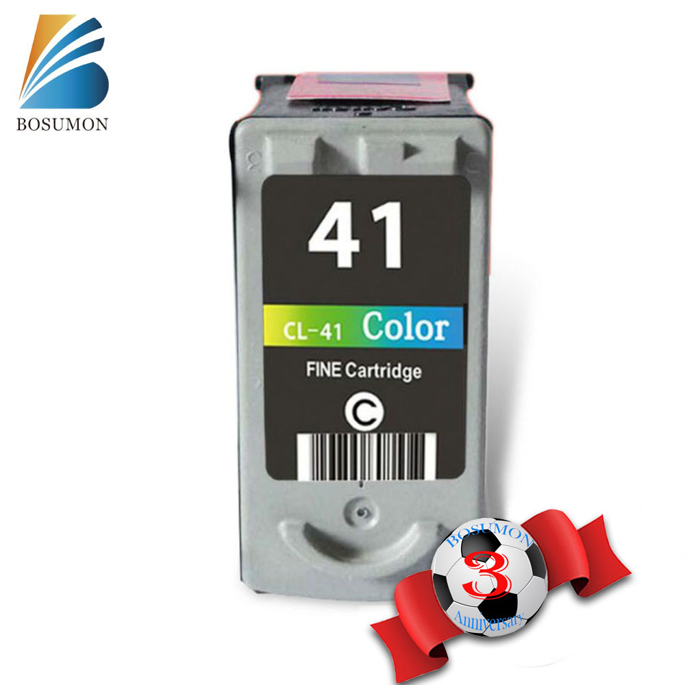 FOR Canon CL 41 cl 41 CL 41 ink cartridge For PIXMA MP140 MP150 MP160 MX310 MP450 MP170 IP2600 IP1800 IP1700 MP160 MP150