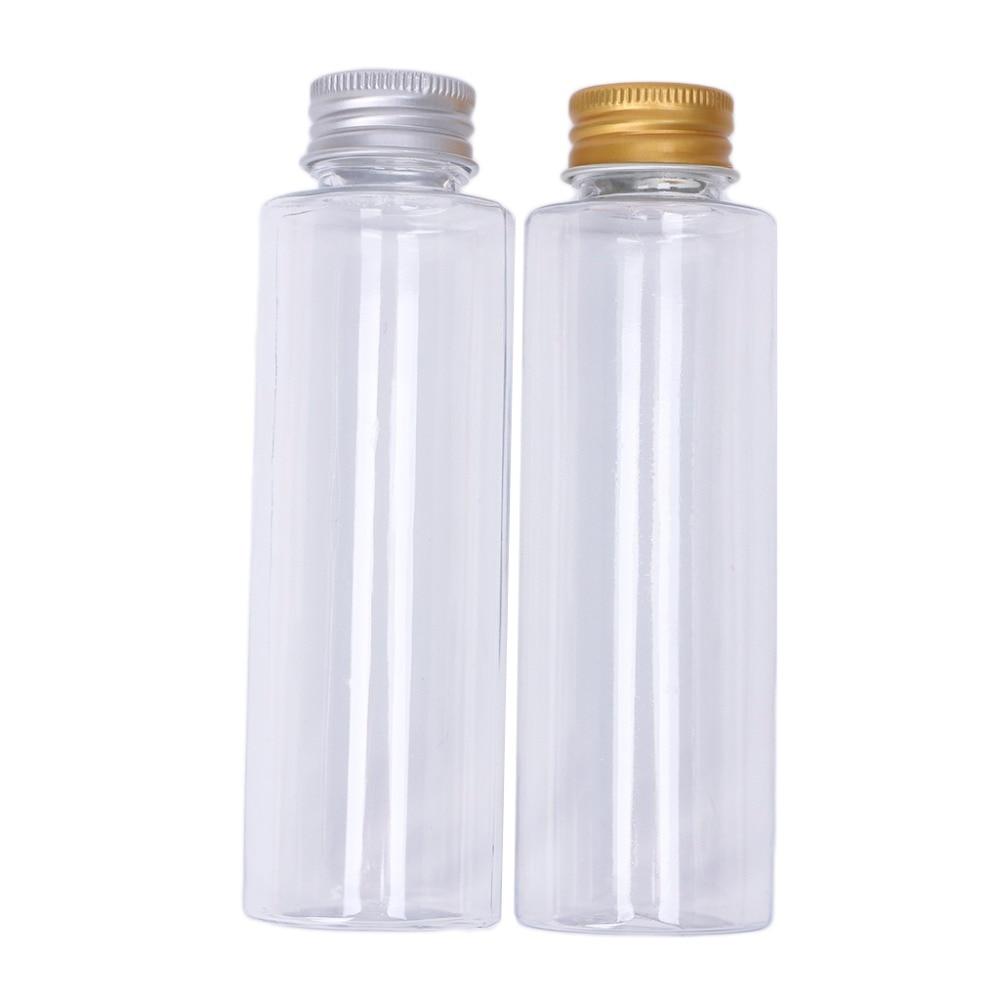 Серебристый пластиковый колпачок