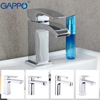 GAPPO water mixer tap Basin sink Faucet bathroom basin faucet mixer single hole brass faucet waterfall toilet basin mixer taps - DISCOUNT ITEM  52% OFF All Category