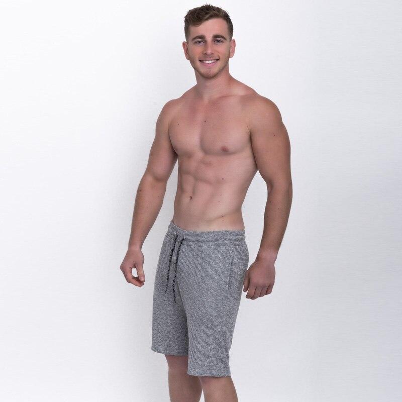 Taddlee Brand New Men Shorts Baumwolle Fitness Jogger Jogginghose - Herrenbekleidung - Foto 3