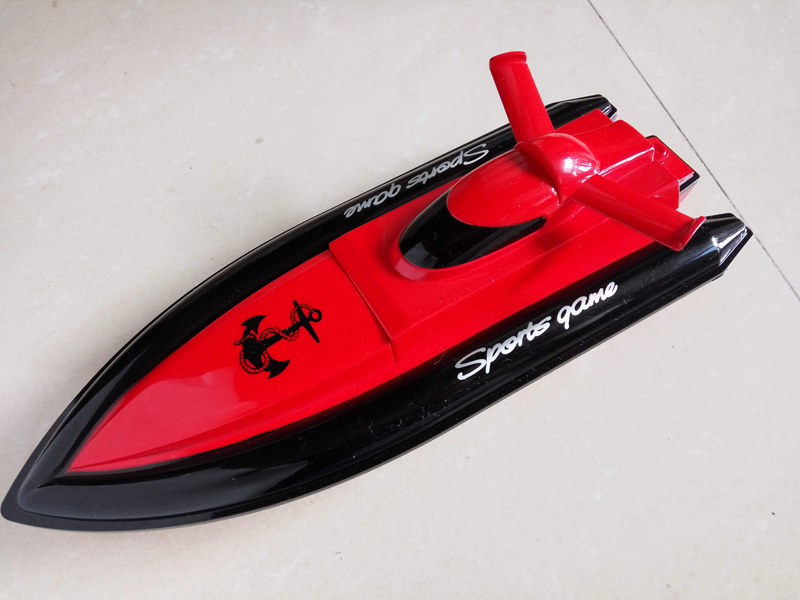 US $11 49 |RC Boat DIY Plastic Ship Hull Boat Shell Double Power Kit Drive  Set Shaft+130 Motor+Propeller+Coupling+Bushing Assembly Parts-in Parts &