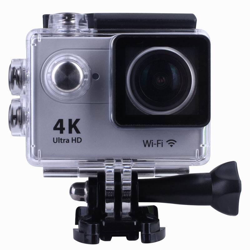 4K 1080P Sport Action Տեսախցիկ Mini Camcorder Wifi Cam - Տեսախցիկ և լուսանկար - Լուսանկար 4
