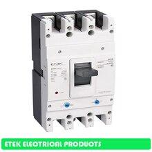 MCCB Moulded Case Circuit Breaker EKM8T-400H 300A 350A 400A
