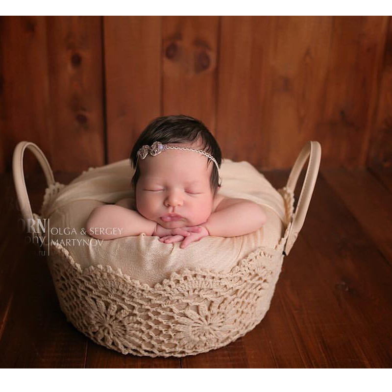 Newborn Photography Posing Bowl