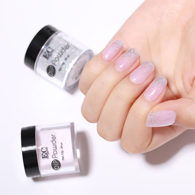 Image 3 - Gelike Nail Dip Powder Set Nails Colors Without Lamp Dipping System Acrylic Clear Natural Manicure Brand Chrome French Extension-in Nail Glitter from Beauty & Health