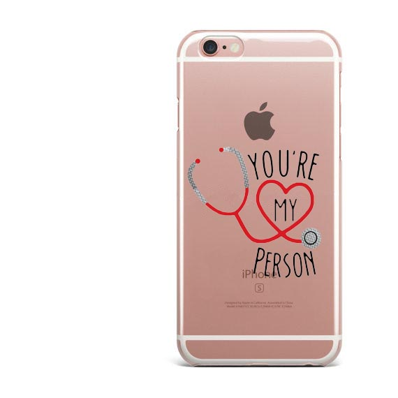 HTB1rG.YRFXXXXcyXVXXq6xXFXXXf - You're My Person Quote Personalised Grey's Anatomy Thin silicone TPU Phone Case For iphone 5 5S SE 6 6S Plus 7 7Plus 8 8Plus X PTC 271