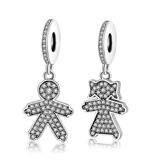 Fit Original Pandora Bead Charms Bracelet Geoma Authentic