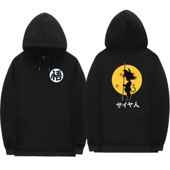 Dragon Ball Hoodie Sweatshirt Men