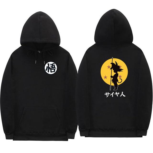 Dragon Ball Hoodie Sweatshirt Men