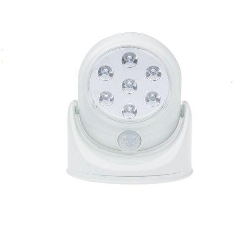 Nachtlicht Nachtlampe 360° 360 Grad Sensor Beleuchtungssensor Sicherheit