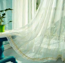 Шторы из тюля на заказ горячая Распродажа льняные шторы с волнистой