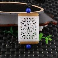 Изысканный ювелирный модный бирмийский камень pixiu кулон ожерелье удача прекрасные украшения ювелирный подарок для возлюбленных/8