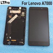 LCD Black Touch phone