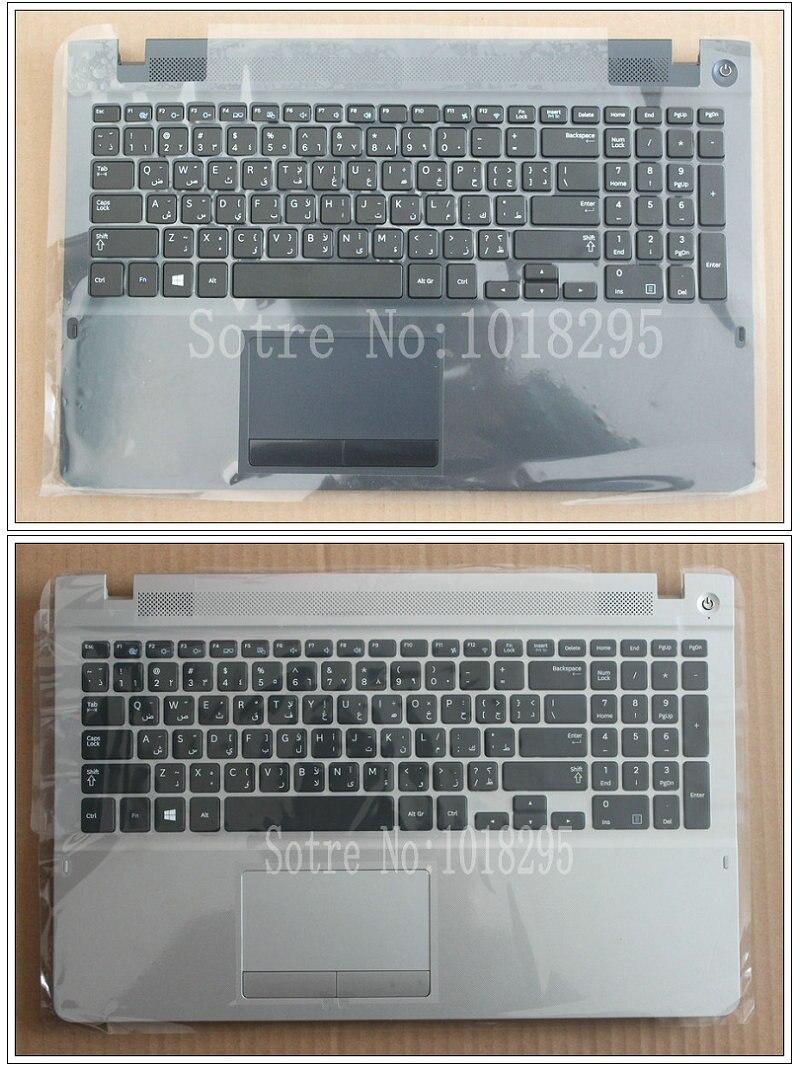 Arabic Keyboard for Samsung 370R5E 450R5V NP370R5E NP370R5V NP510R5E S02 510R5E-S01 NP450R5E NP450R5V AR keyboard цена