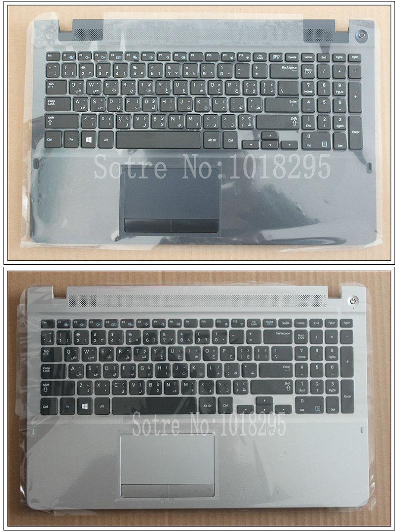 Arabic Keyboard for Samsung 370R5E 450R5V NP370R5E NP370R5V NP510R5E S02 510R5E-S01 NP45 ...