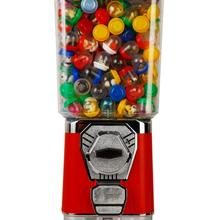 Candy vending machine GV18F Gumball Machine Toy Capsule / Bouncing Ball vending machines Candy Dispenser With Coin Box