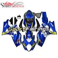 Fairings For Suzuki GSXR1000 GSXR 1000 K7 07 08 2007 2008 ABS Plastics Motorcycle Fairing Kit Bodywork Cowling Blue Yellow