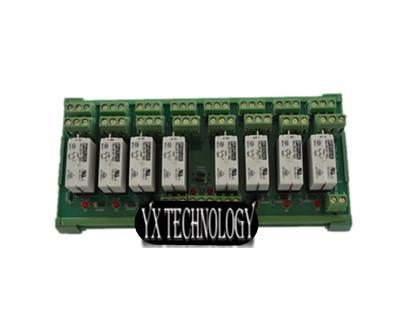 Relay Module Relay Module PLC board amplification 8 feet 8A 8 group 24VDC