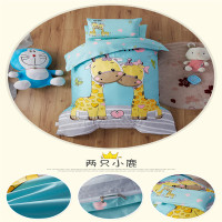 Three Sets Of Pure Cotton Baby Bedding