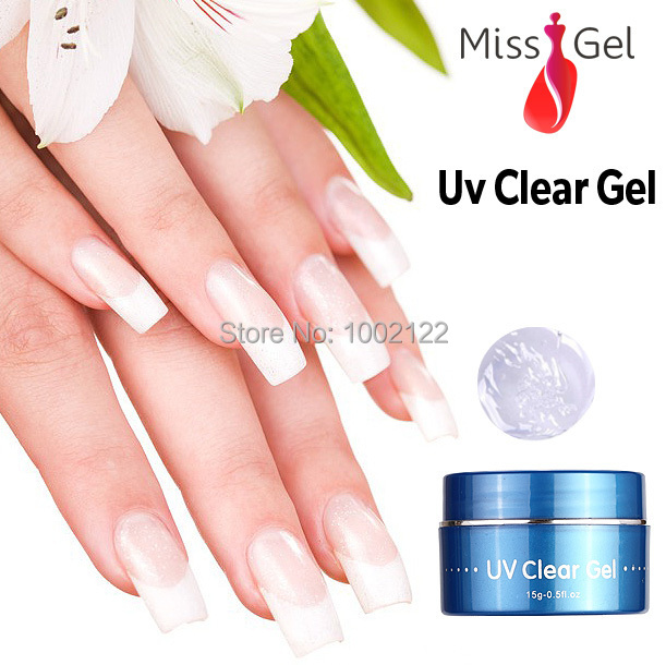 Creating Uv Gel Nails