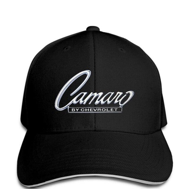 7a151e9aaf Men Baseball cap Chevrolet Camaro Design Soft Fashion Black Hat novelty  tsnapback women