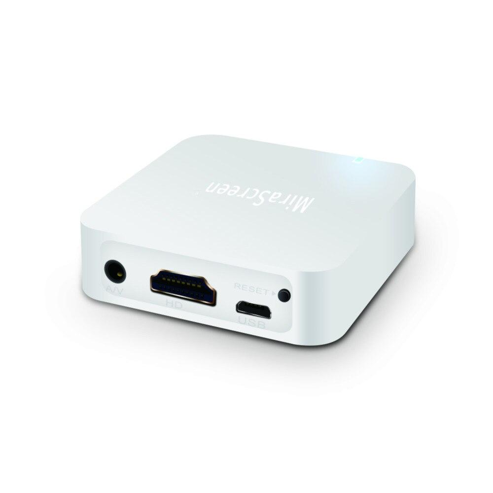 MiraScreen X7 TV Stick Dongle Anycast Crome Guss HDMI/AV WiFi Display Empfänger auto Miracast 2 Mini PC/ TV pk G2 für android/ios