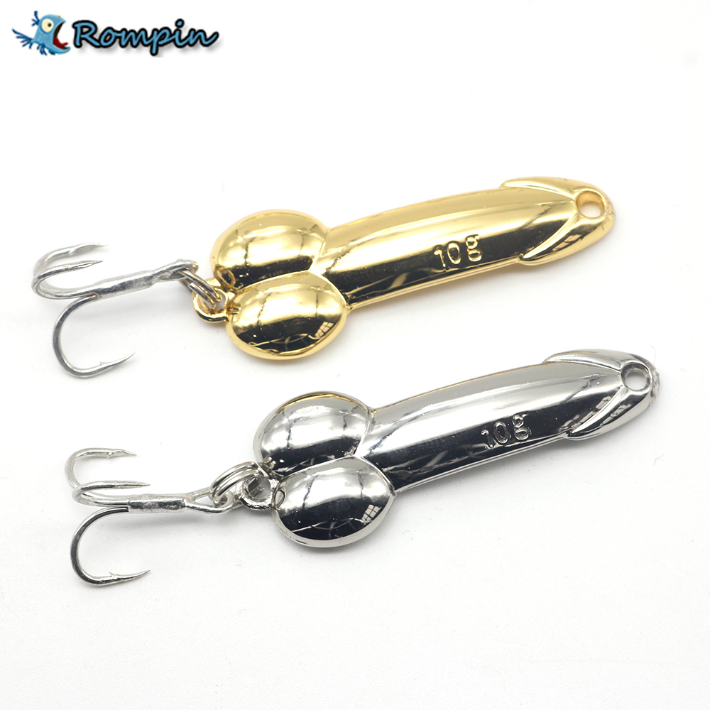 Rompin 1pcs DD spoon fishing lure 5g 10g 15g 20g silver gold metal fishing bait spinner bait Treble Hook hard lures Bass Fishing 5g 7g metal jig spoon lure artificial bait boat spinner metal jigging shore cast iron hard lead fishing lures pesca accessories
