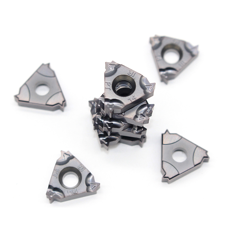 Купить с кэшбэком 11IR 16IR 28BSPT 19BSPT 14BSPT 11BSPT 55 angle Original Thread turning tools Tungsten Carbide Insert Threading Lathe Cutter Tool