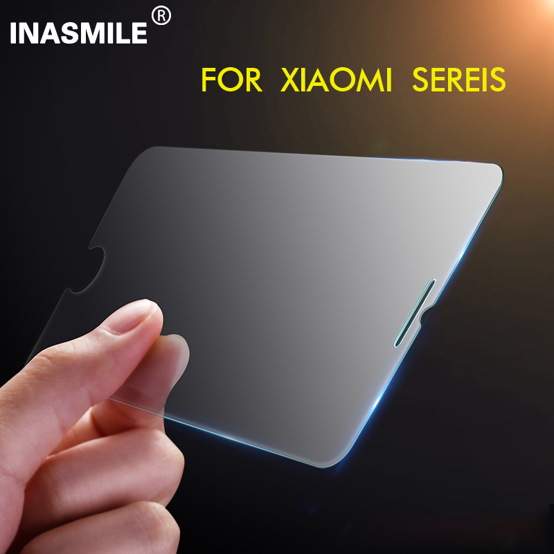 3D Arc Edge Tempered Glass For xiaomi redmi note 4 3 2 4X Cases Clear Screen protector film for xiaomi 5 5S Plus redmi 4A 4c Pro