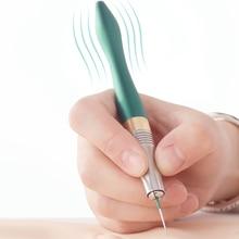 Татуировка machinel ручка Высокое качество Полупостоянный анти-запотевание Многофункциональный Анти-запотевание бровей кисти анти-запотевание инструмент