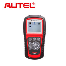 Original Autel AutoLink font b AL619 b font OBDII CAN ABS and SRS Scan Tool Update