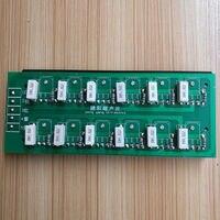 Máquina de solda ultrassônica  acessórios 20khz15khz placa de cristal do amplificador de potência ultrassônico