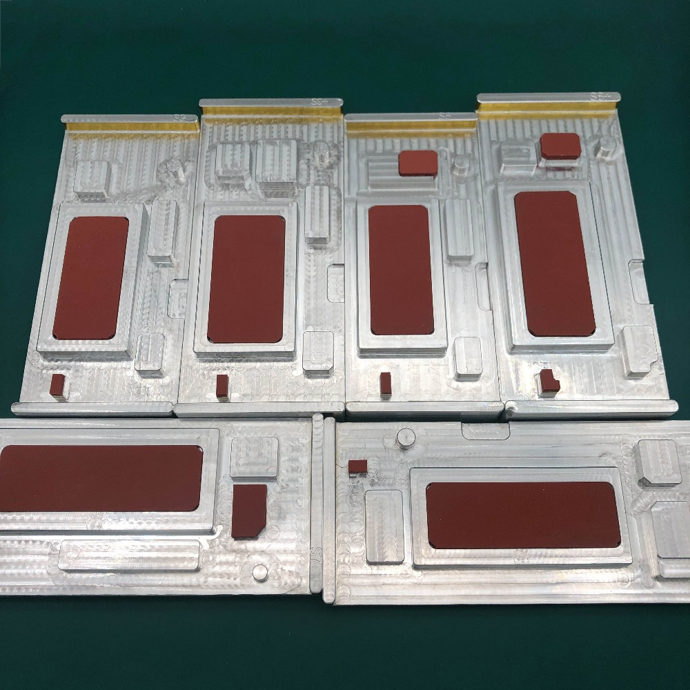 Hot selling mold For samsung galaxy S9 plus LCD in frame positioning display touch screen/glass unbent flex laminating repairHot selling mold For samsung galaxy S9 plus LCD in frame positioning display touch screen/glass unbent flex laminating repair