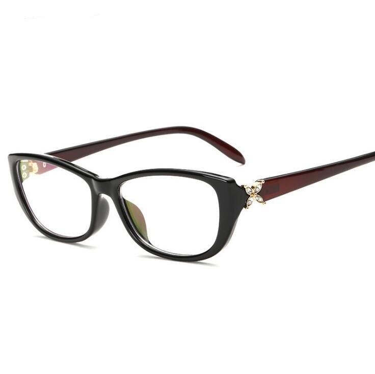 Eye Glasses Әйелдер Рамалары Fashion Brand Designer - Киімге арналған аксессуарлар - фото 3