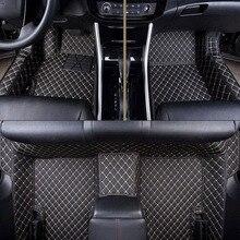 Auto car carpet foot floor mats For bmw x5 e53 e70 accessories x1 x3 e83 e70 x1 f48 f10 x4 f48 e90 x6 e71 f34 e36 g30  car mats все цены