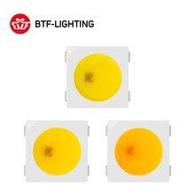 10~1000pcs SK6812 White/Warm white/Natural white Individually Addressable Digital LED 5050 SMD (similar WS2812B) Chip DC5V