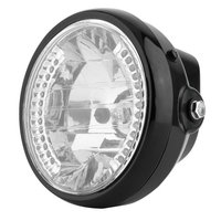 High Quality Motorcycle LED Headlight Front Light For Harley Motorcycle Yellow Lighting Hot Selling