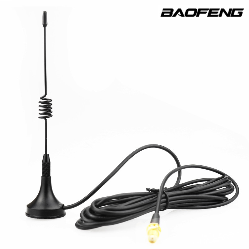 Baofeng Antenna for Portable Radio Mini Car VHF Antenna