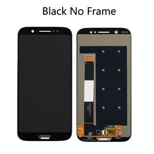 Image 2 - 5.99 Için AAA Kalite LCD Xiaomi Siyah Köpekbalığı LCD ekran dokunmatik ekranlı sayısallaştırıcı grup Xiaomi BlackShark SKR A0 LCD Araçları