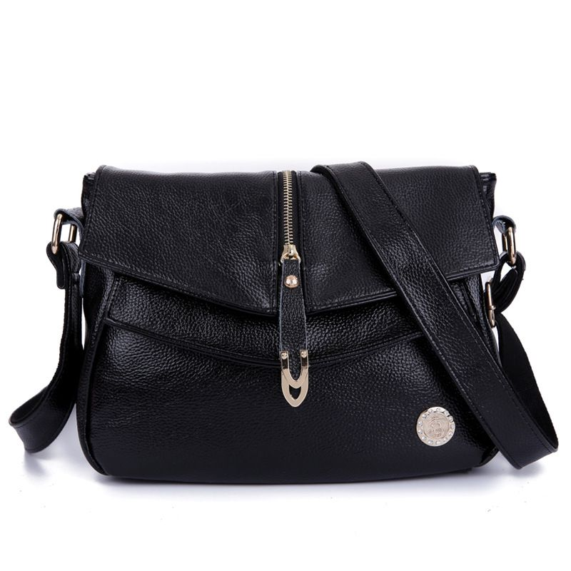 Free Shipping 2017 Genuine Leather Women's Handbags Fashion