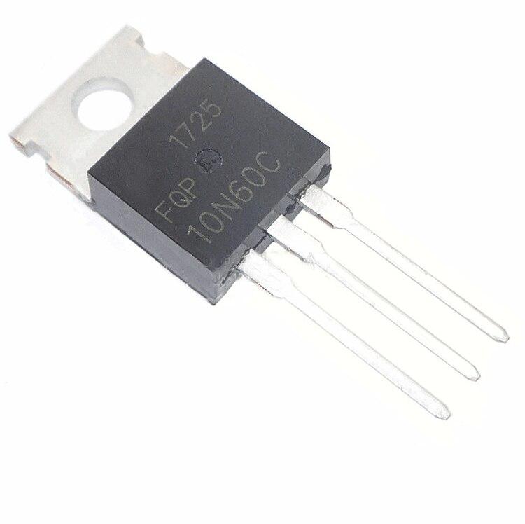 10PCS 10N60 STF10NM60N 10A//600V    TO220F NEW