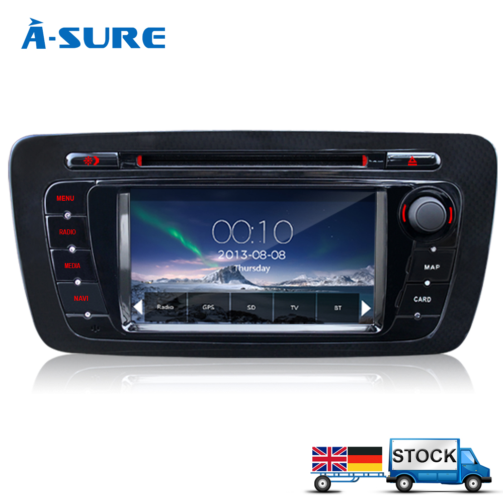 a sure dvd gps player bluetooth car sat nav stereo radio. Black Bedroom Furniture Sets. Home Design Ideas
