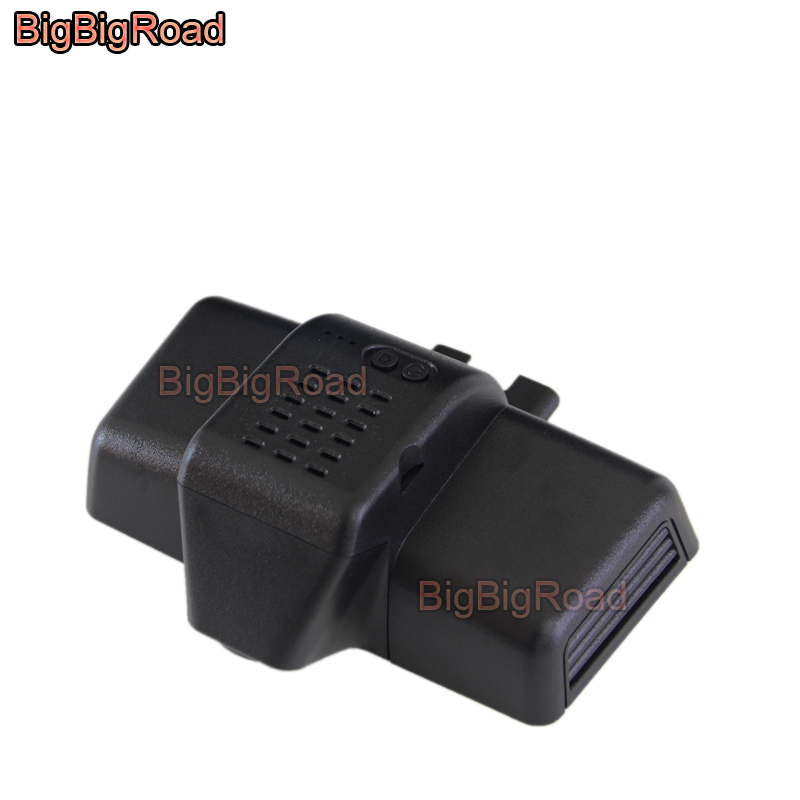цена BigBigRoad For mercedes benz G Class g500 g550 g350 g35d 2010 - 2014 2015 2016 Car wifi DVR Video Recorder Dash Cam Camera в интернет-магазинах