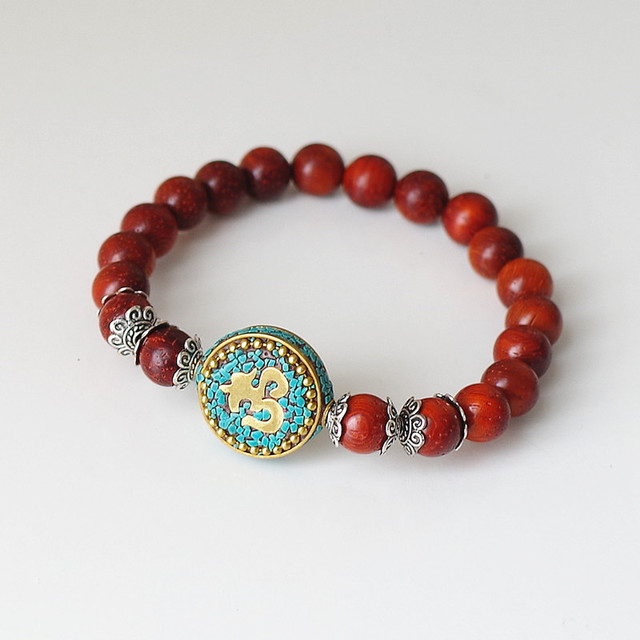 Mala Bracelet Tibetain