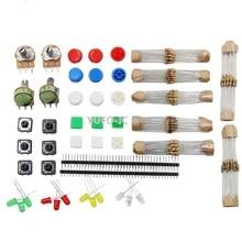 Super Electronic Component Kits Normal parts carbon film Res