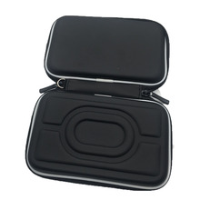 10PCS For NDSL NDSi 3DS  EVA Hard Travel Carry Case Bag Pouch Sleeve Skin Cover for GBA GBC
